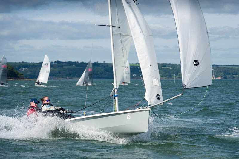 RS200 Irish Nationals - Part of the Cork Dinghy Fest
