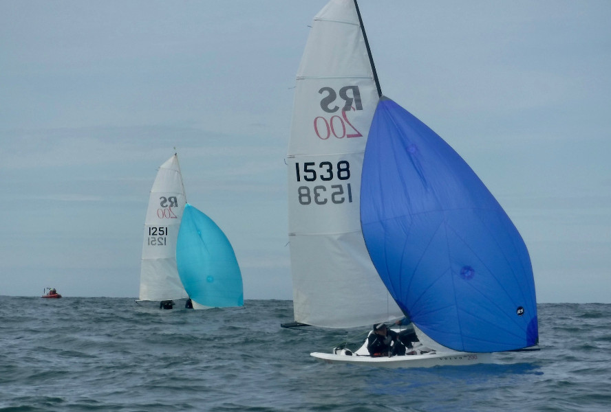 Sailing Chandlery Northern Tour Filey 2018