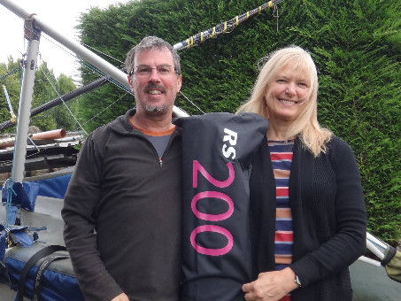 More information on Congratulations to RS Sailing Northern Tour winners, Martin & Barbara Smith