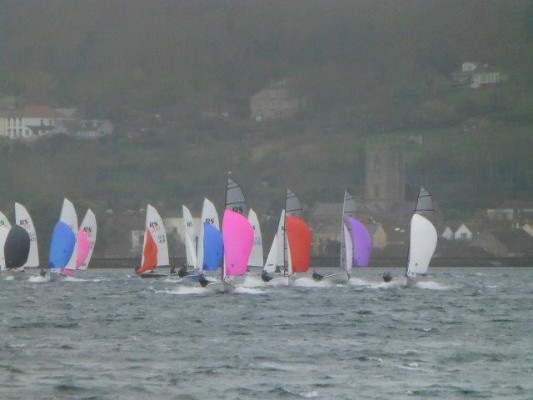More information on Results and Photos from BCYC and QMSC
