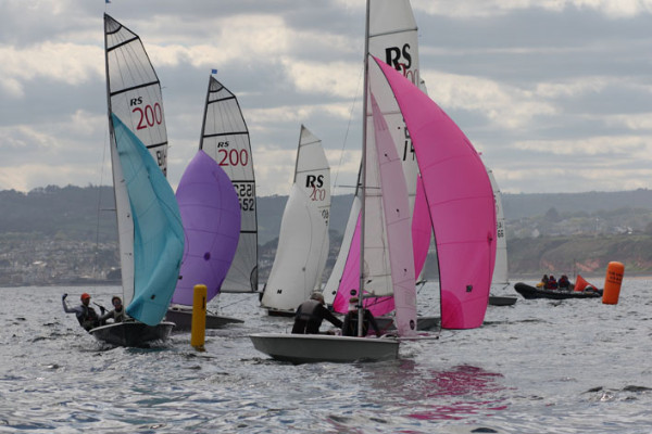 More information on RS200 Magic Marine National Circuit and 2ndhanddingies.com SW Ugly Tour at Exe SC, 22/23 April 2017