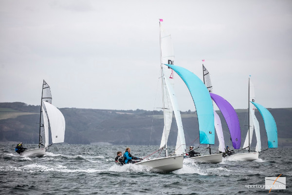 More information on Volvo Noble Marine RS200 Nationals - Results after Day 3