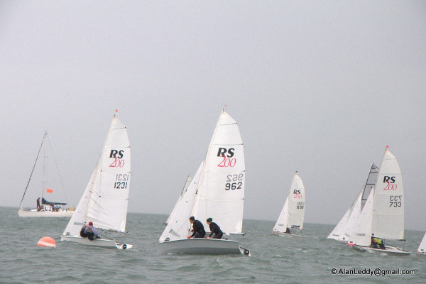 More information on Helly Hanson RS200 Irish Southern Champs, Greystones SC