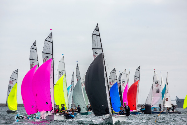More information on RS200 Nationals off to a flying start