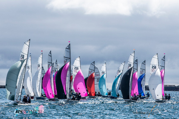More information on RS200 Nationals Day 2