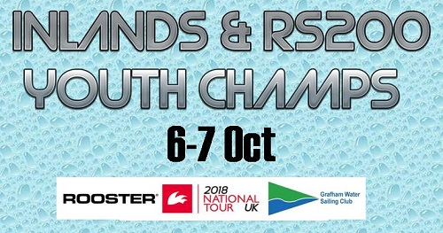 More information on Inlands and RS200 Youth Champs Entry Now Open!